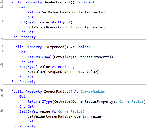 Expander.vb Properties
