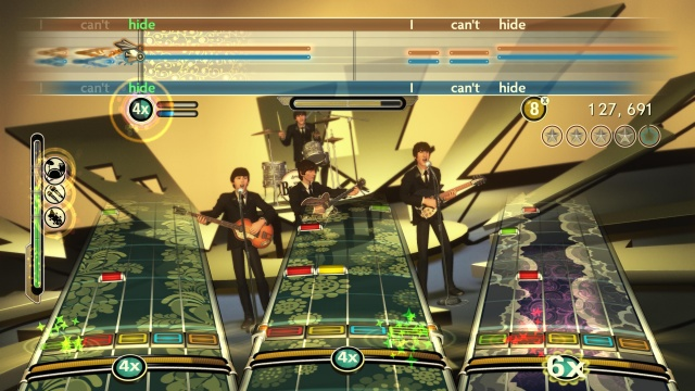 CESPage com Xbox - The Beatles: Rock Band
