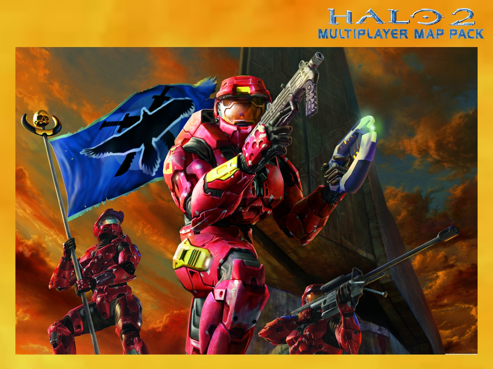 Cespage Com Xbox Halo 2 Multiplayer Map Pack